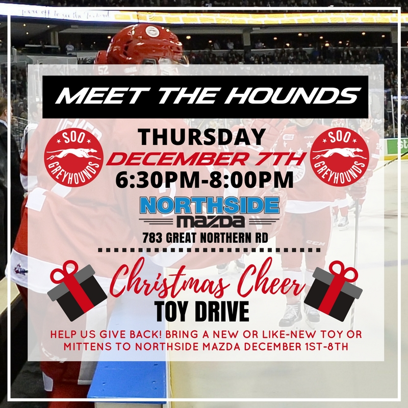 Hounds Toy Drive